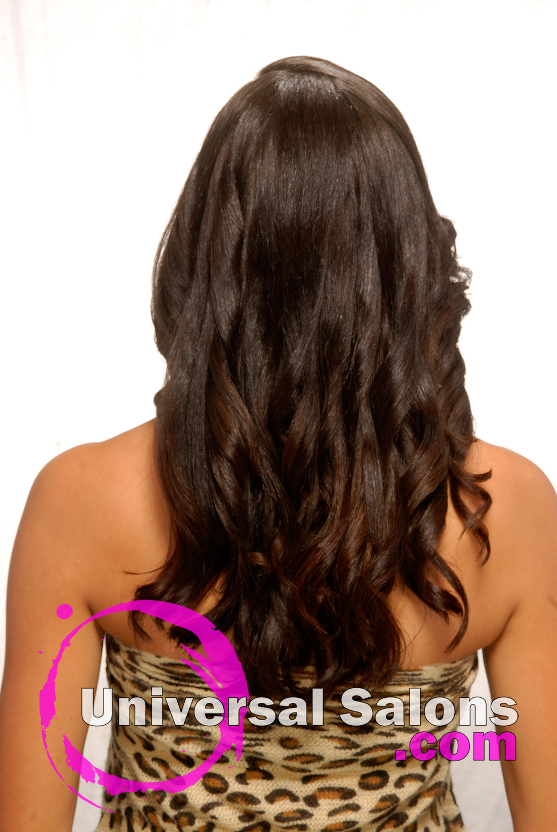 Long Hairstyle with Soft curls from Valoria Owens