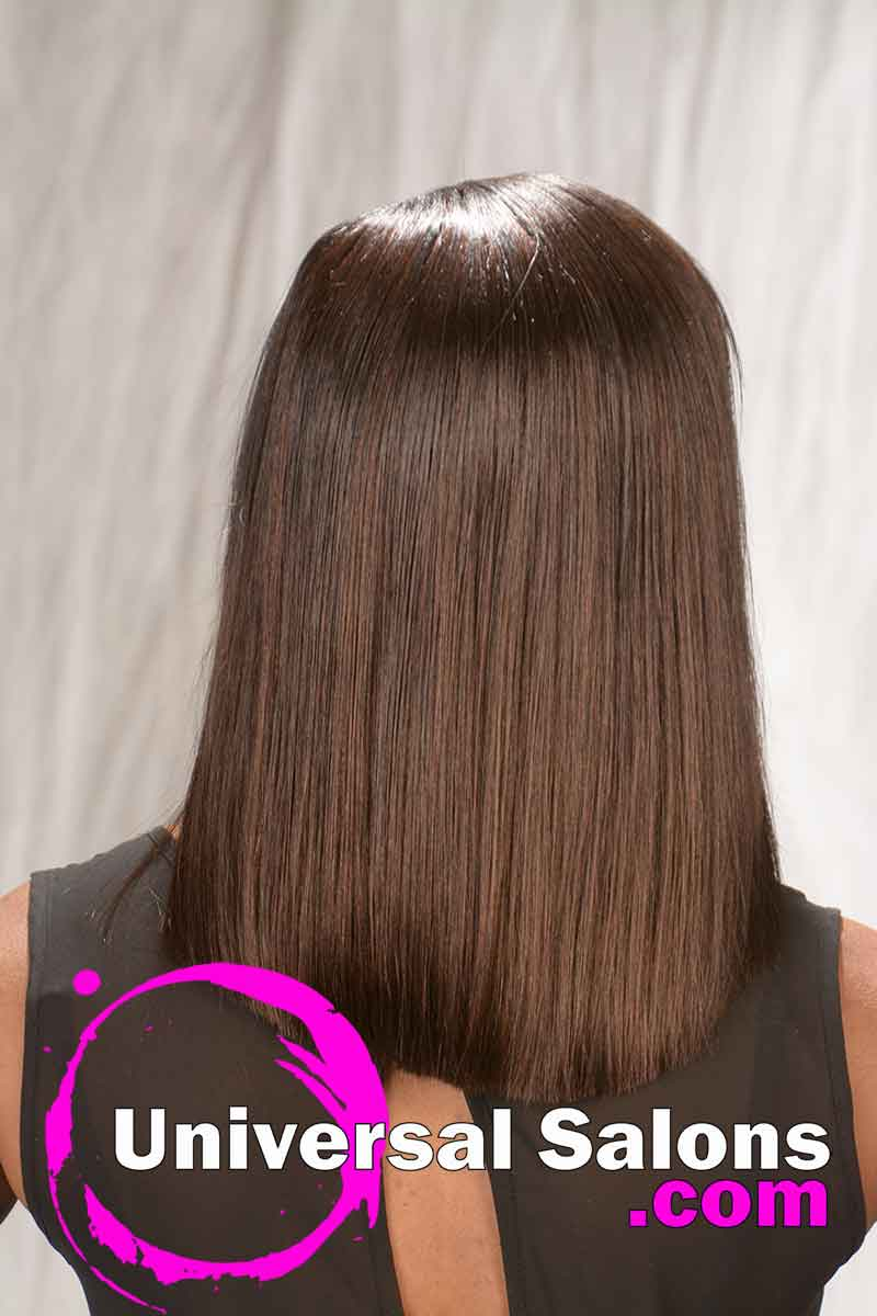 Blunt Cut Bob Haircut with Weave from Ashley Wright You Need to See (5)