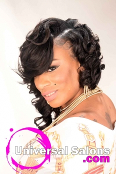 Elegant Sew-In Bob Hairstyle from Nicole Musgrave (3)