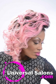 Lace Front Wig with Layers and Loose Waves From Denise Granberry (3)
