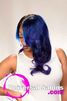 Stunning African American Long Hairstyles from Marcus Doss (5)