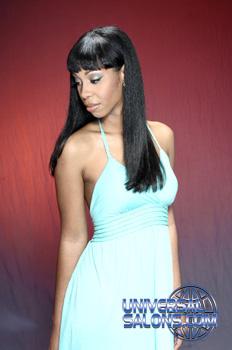 Tammy Herod's Beautiful Long Hairstyle