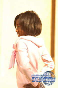 Left View: Mid-Length Bob Hairstyles