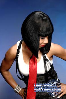 Carita Mickle's Beautiful Medium Length Bob Hairstyle