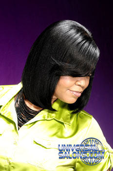 Bob Hairstyle with Hair Color from Kimberly Patterson-McCoy