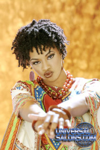 Short Afro-Centric Hairstyle with Tight Curls from Erma Stephens