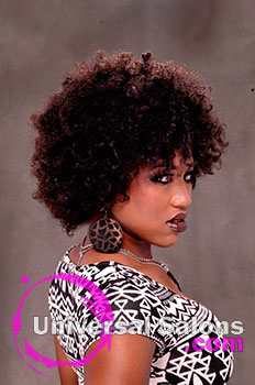 """Erma Stephen's """"Fierce Fro"""" Hairstyles for Natural Hair"""