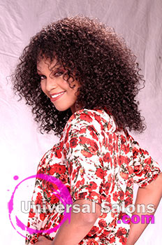 Curly Lace Wigs Hairstyle from Fayetteville NC Hair Stylist Shay Samuels