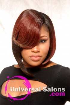 The Working Woman Short Bob Hairstyle from Steven Michael