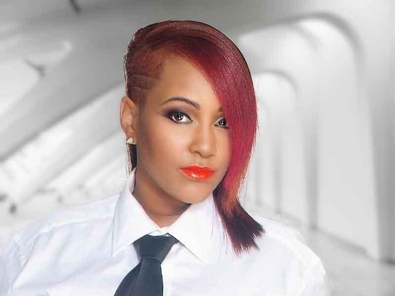 Multi-Colored Hair Color Ideas for Black Women