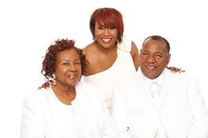 Joe L. Dudley, Eunice Dudley and Ursula Dudley Oglesby