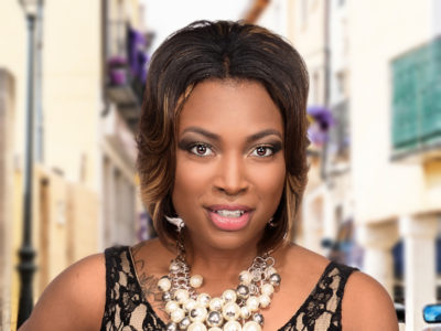 Bob Hairstyle with Highlights for Black Women
