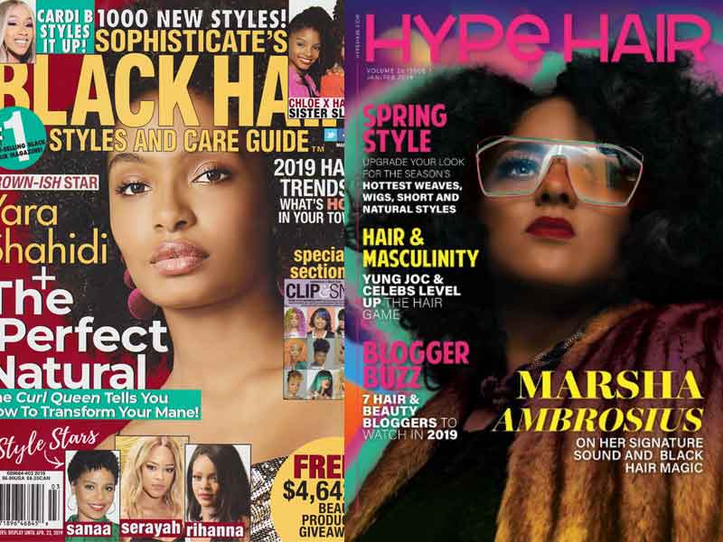 Hype Hair and Sophisticate's