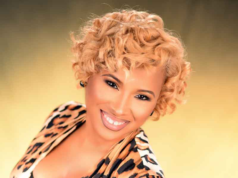 High Lift Blonde Hair Color on Natural Hair