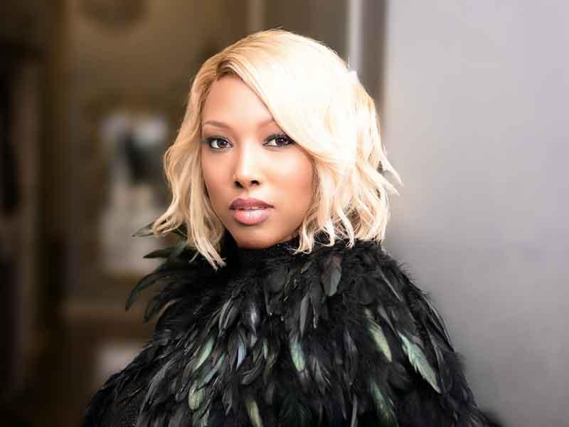 Platinum Blonde Beach Waves for Medium Length Hair