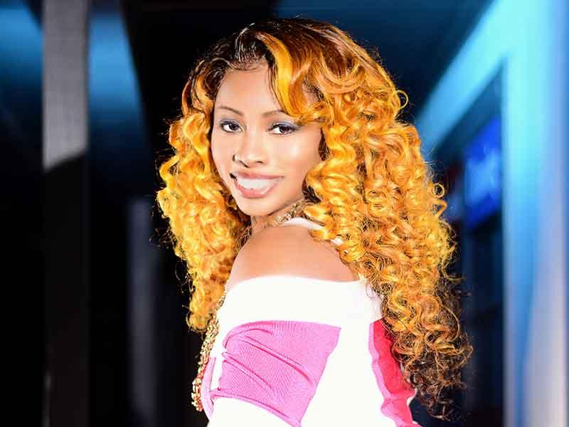 Long Hair Lace Closure Wig