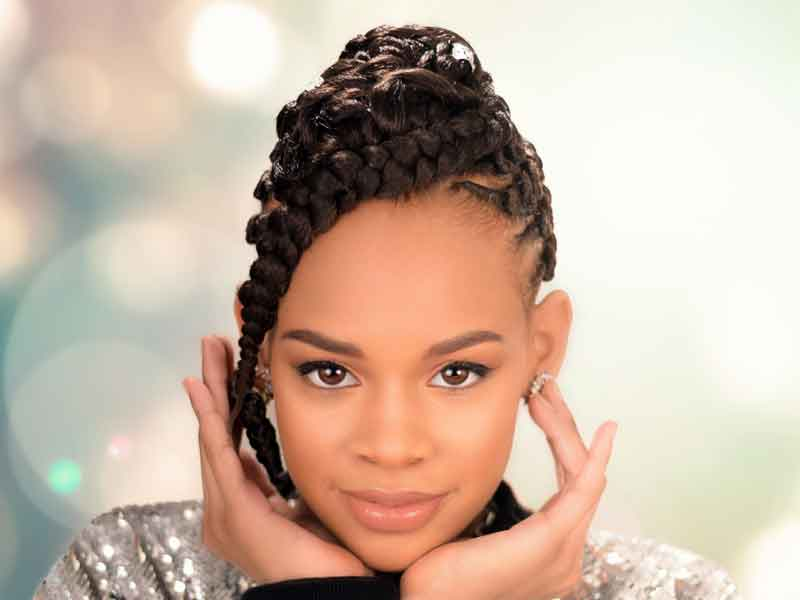 Alluring Kids Braid Hairstyle from Marquita Briggs from Columbia, SC