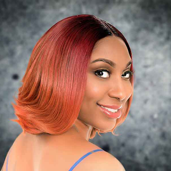 Instagram View of a Sew In Bob Hairstyle