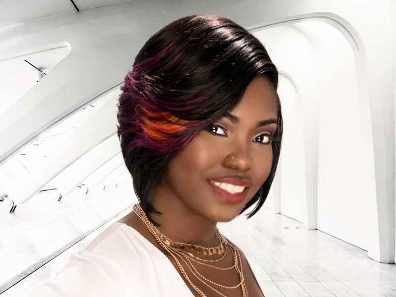 Quick Weave Bob With Closure Black Hairstyles
