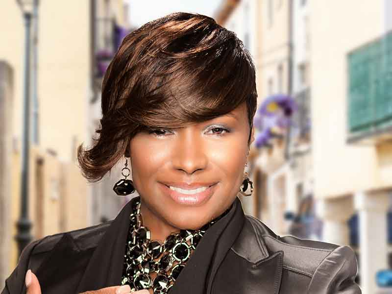 Pixie Cut Hairstyle for Black Women