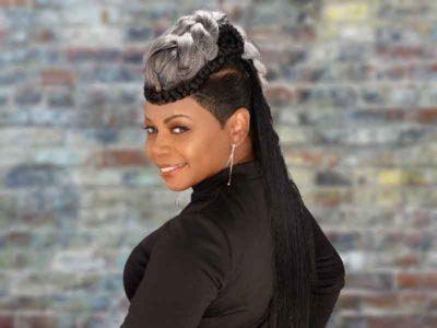 Long Ponytails for Black Women