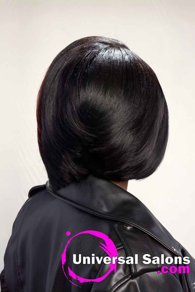 Back View Bob Haircut